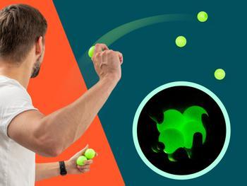 Spralla® Sticky Fidget-baller