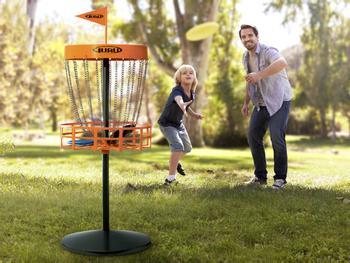 Frisbeegolf-sett mini