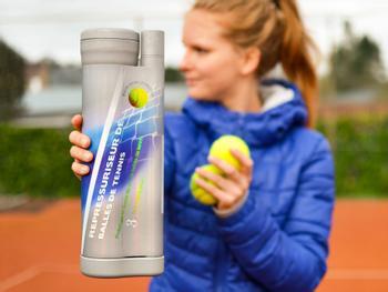 Bounce Pressure Tube til padel- og tennisballer