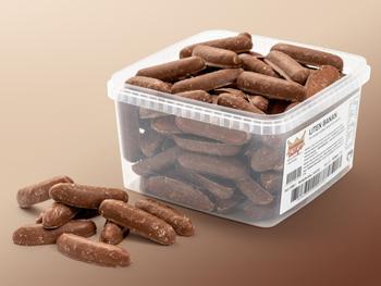 Sjokoladebananer smågodt 1,2 kg