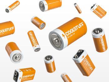 CoolStuff Batterier