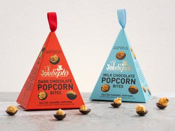 Joe & Seph's Caramel Popcorn