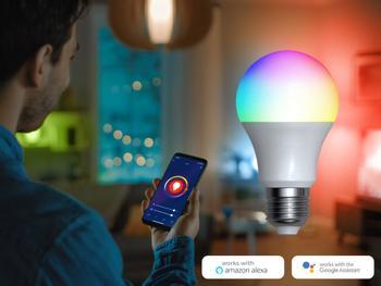 Denver Smart RGB LED-pære Wi-Fi