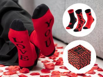 Romantiske sokker
