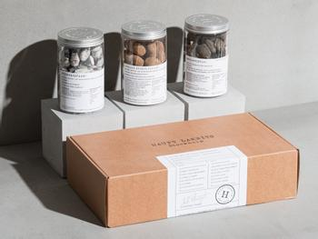 Haupt Lakrits gaveeske – Ta det med en klype Saltlakris