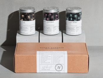 Haupt Lakrits gaveeske – X-mas Balls of Haupt