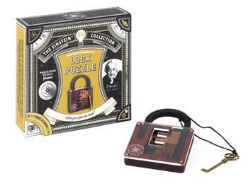 The Einstein Collection – Lock Puzzle