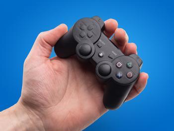 PlayStation stressball