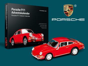 Porsche 911 Julekalender