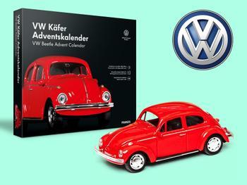 Volkswagen Boble-julekalender