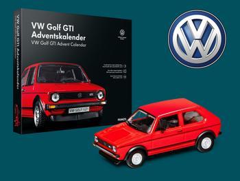 Volkswagen Golf GTI-julekalender