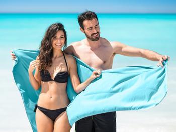 Snug Rug strandhåndkle