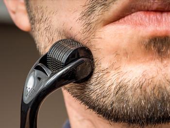 Dick Johnson Beard Growth skjeggroller