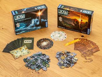 EXIT: Puzzle Escape Room-spill