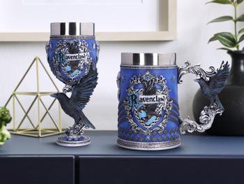 Harry Potter seidel og vinglass – Ravnklo