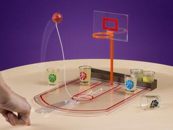 Basketball-shots!